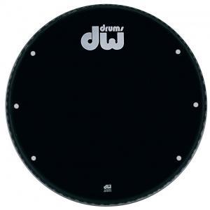 "DW Bass drum head Ebony 16"" GB-16K"