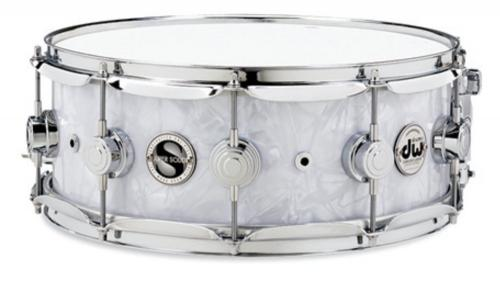 """DW Snare Drum Super Solid Finish Ply 14x5,5"""" shell thickness 1/2"""""""