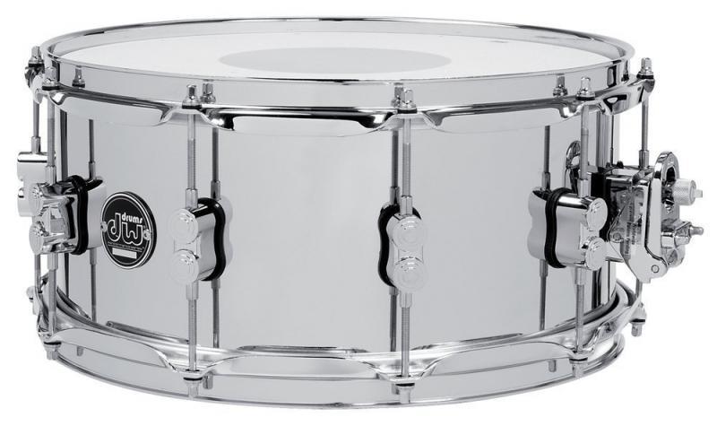 "DW Snare Drum Performance Steel 14 x 5,5"""