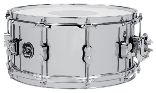 DW Snare Drum Performance Steel 14 x 8""