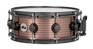 "DW Snare Drum Vintage Copper over Steel 14x5,5"""