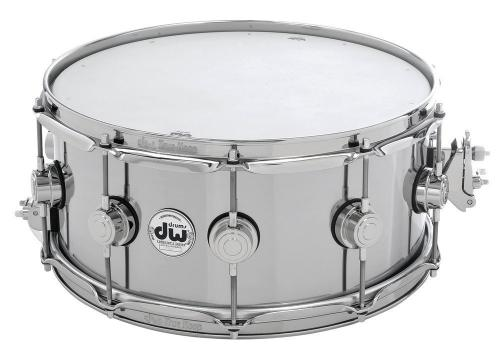 """DW Snare Drum Thin Aluminium 14x5,5"""""""