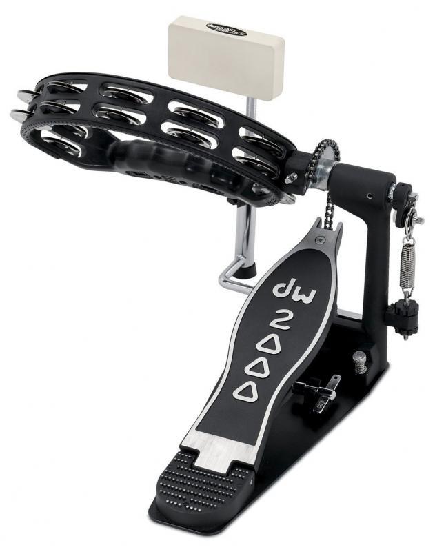 DW Pedal 2000 Series Tambourine DWCP2010T