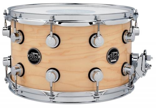 DW Snare Drum Performance Lacquer Gun Metal Metallic