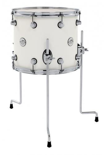 DW Floor Tom Design White Gloss