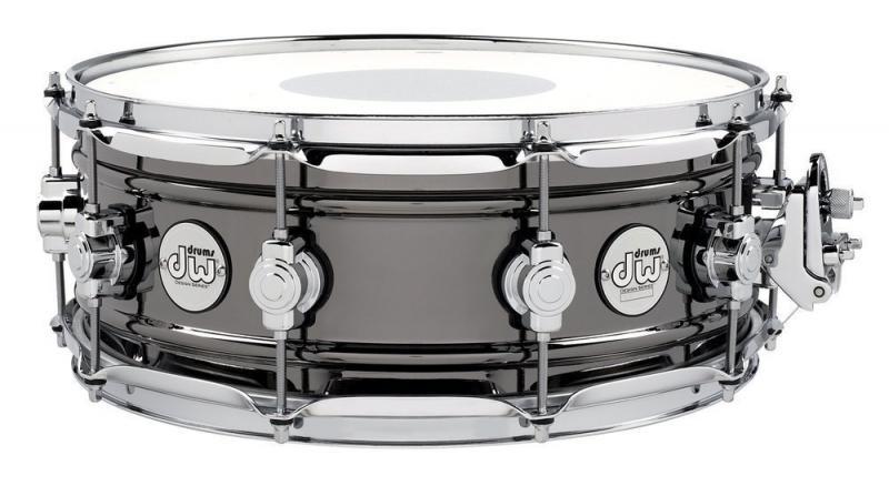 """DW Snare Drum Design Black Brass 14 x 5,5"""""""