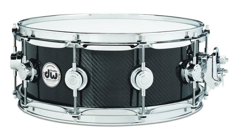 """DW Snare Drum Carbon Fiber 14x5,5"""""""