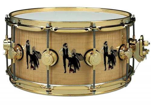 DW Icon Snare Fleetwood Mac RUMORS