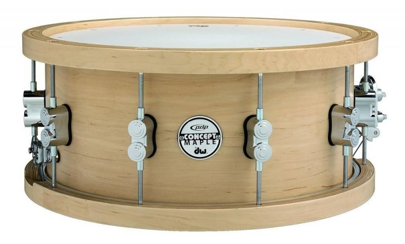 """PDP Snare Drum Concept Thick Wood Hoop 14x5,5"""""""