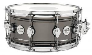 """DW Snare Drum Design Black Brass 14 x 6,5"""""""