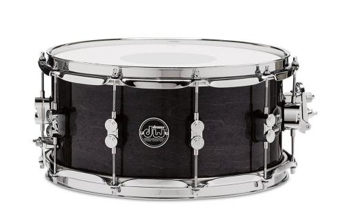 DW Snare Drum Performance Lacquer Pearlescent white