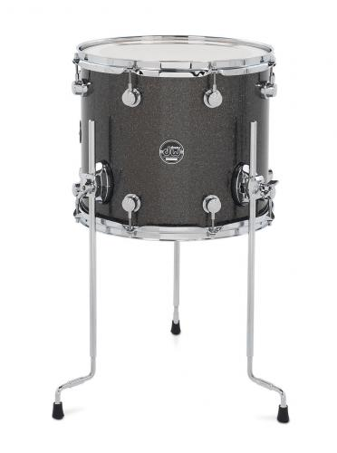 DW Floor Tom Performance Charcoal Black