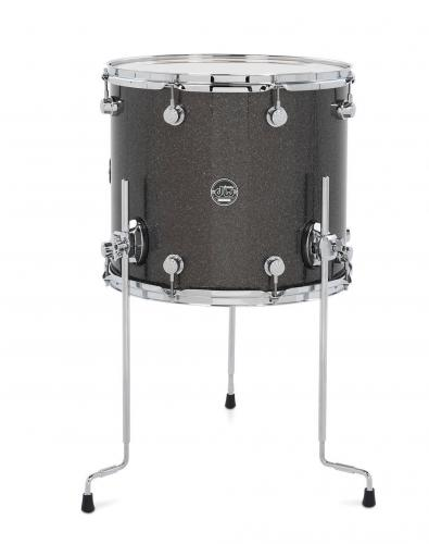 DW Floor Tom Performance Black Diamond