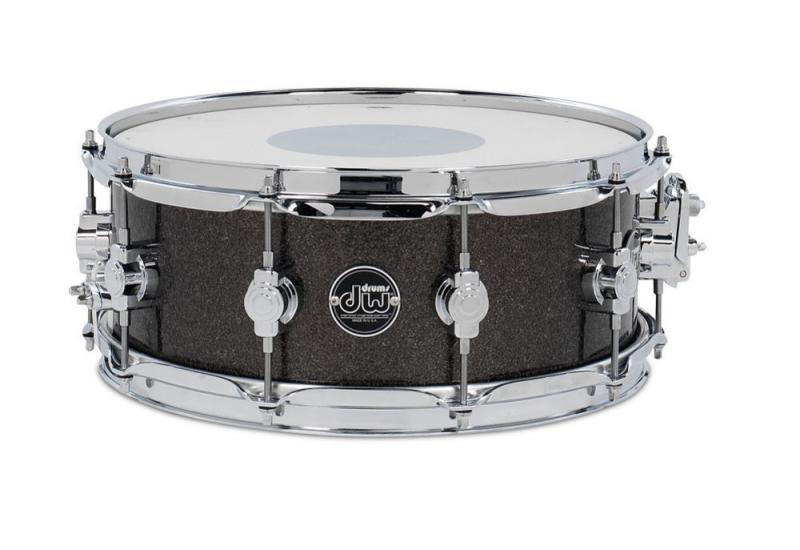 DW Snare Drum Performance Gloss White