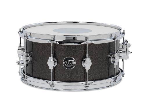 DW Snare Drum Performance Charcoal Black