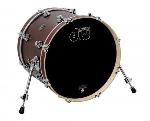 DW Bass Drum Performance Charcoal Black