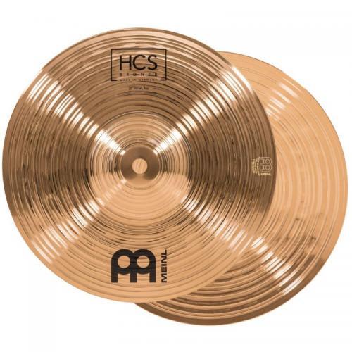 """10"""" HCS Bronze Hi-hat"""
