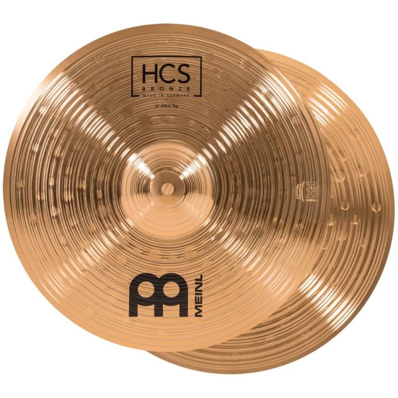 """14"""" HCS Bronze Hi-hat"""