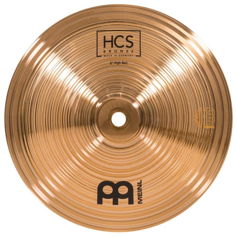 """8"""" HCS Bronze Bell High"""