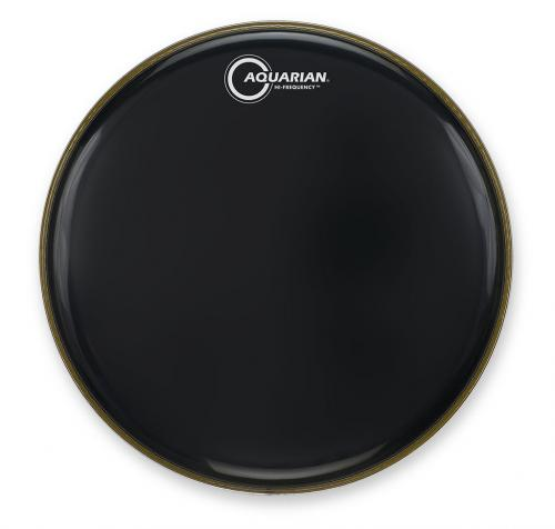 "10"" Hi-Frequency Gloss Black, Aquarian"