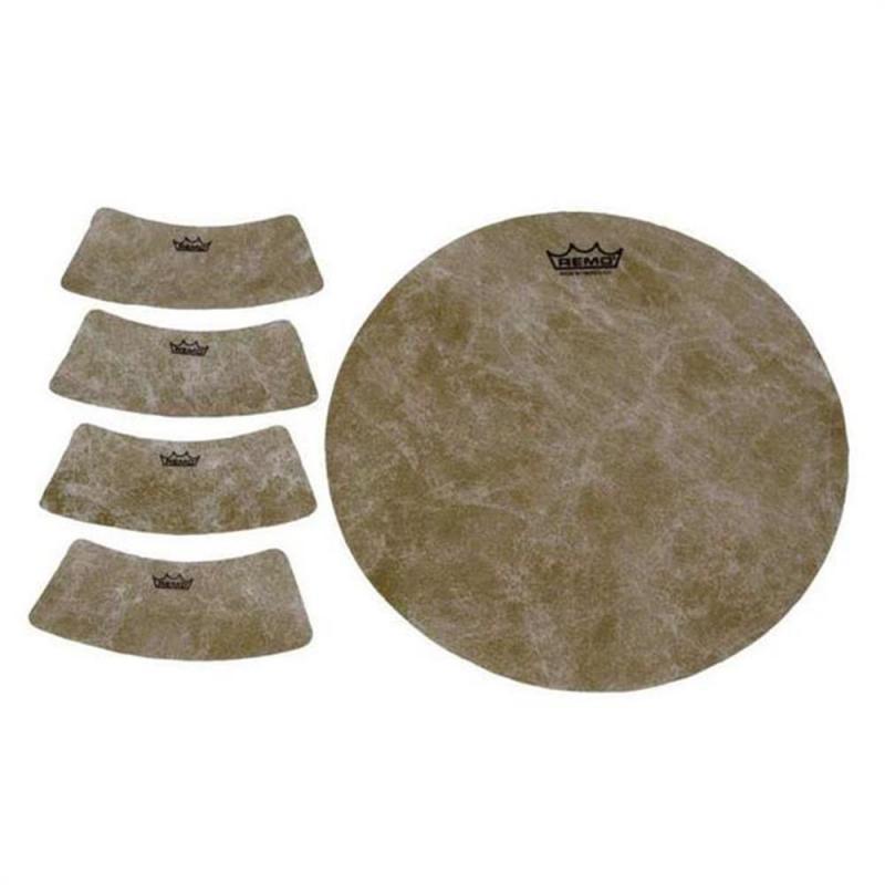 Remo Cajon Texture Target 9,75″