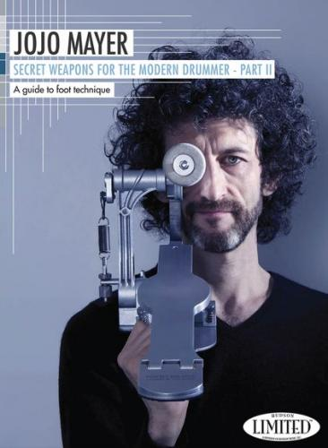 Jojo Mayer: Secret Weapons For The Modern drummer Part II