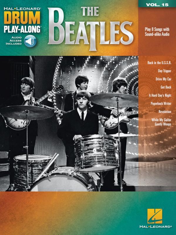 Drum Play Along volume 15 - Beatles