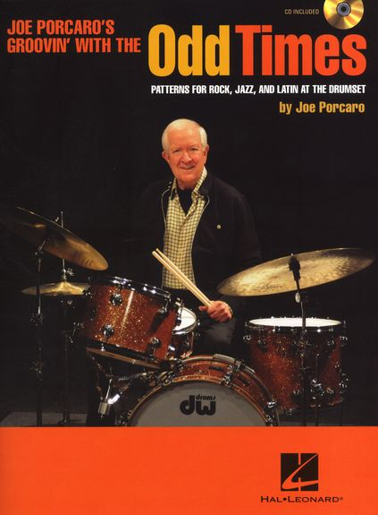 Odd Times - Patterns For Rock, Jazz, And Latin At The Drumset