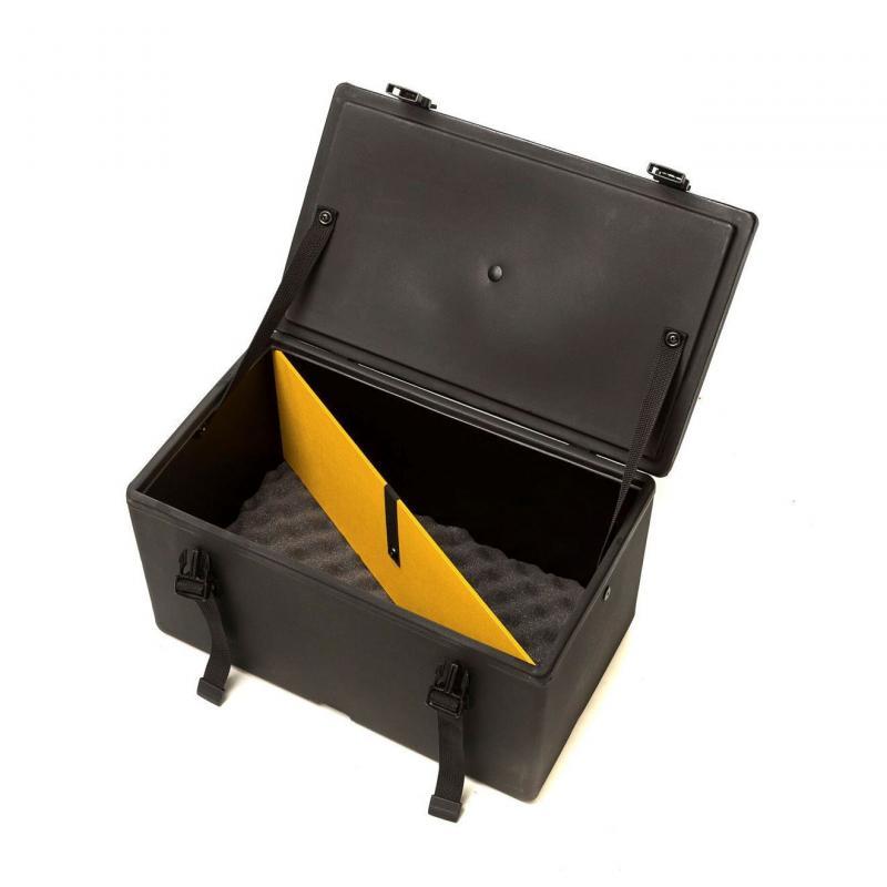 Hardcase HNDBP Double Pedal Case