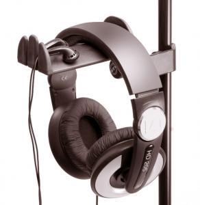 Hörlurshållare för stativ, K&M 16080