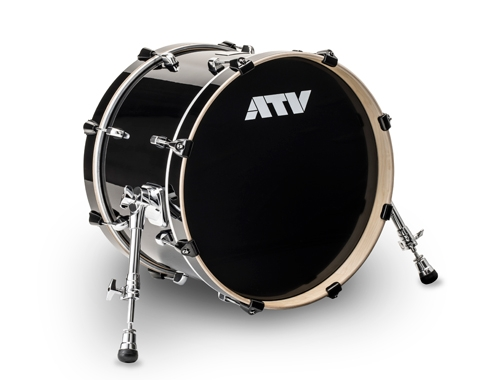 "aDrums Artist Series 18"" kick drum, ATV aD-K18"