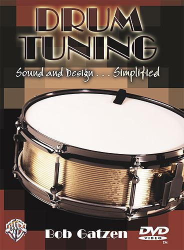 Drum Tuning, Sound and design simplified