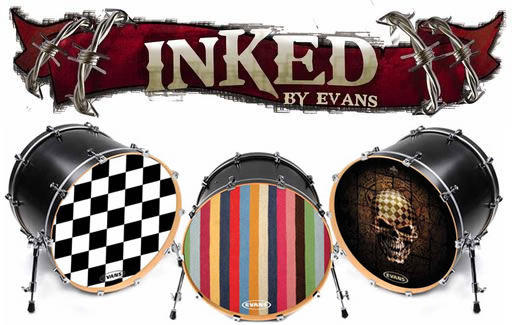 Inked by Evans