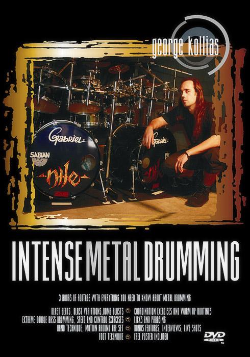 George Kollias: Intense Metal Drumming