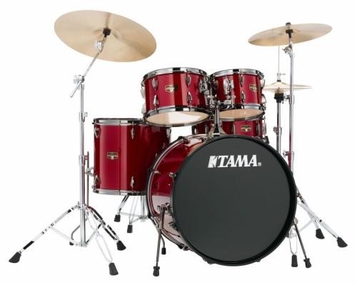 TAMA Imperialstar Hyperdrive Limited, Candy Apple Red