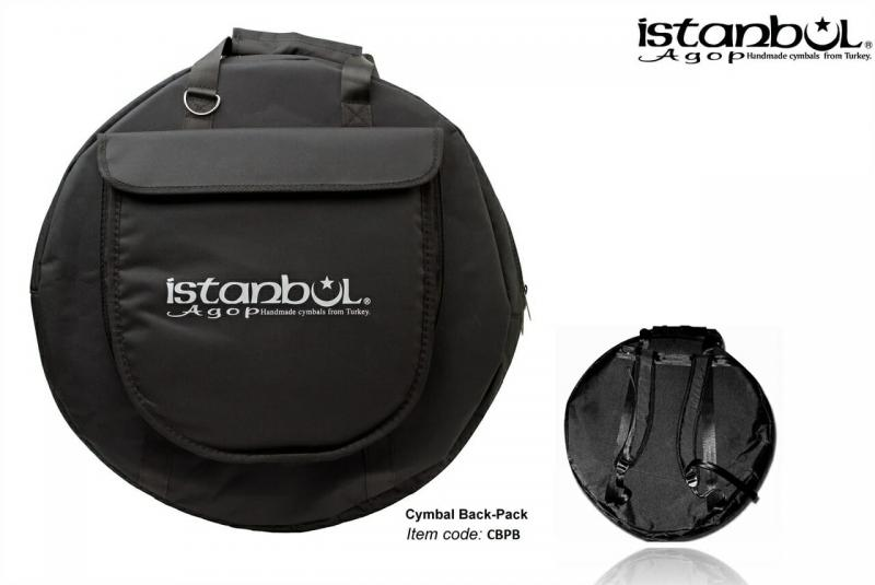 Istanbul Agop Deluxe Cymbal Back-Pack