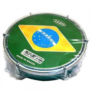 Izzo Tamborim 6″ ABS Green