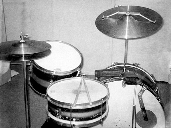 Cymbal Sizzler