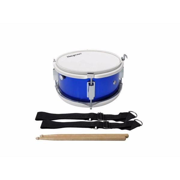 Hayman Junior Marching Snare Drum 10x5 - blå