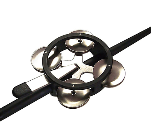 Jingle Mute Attachable Tambourine