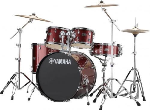 Yamaha Rydeen RDP0F5 SET Burgand Glitter