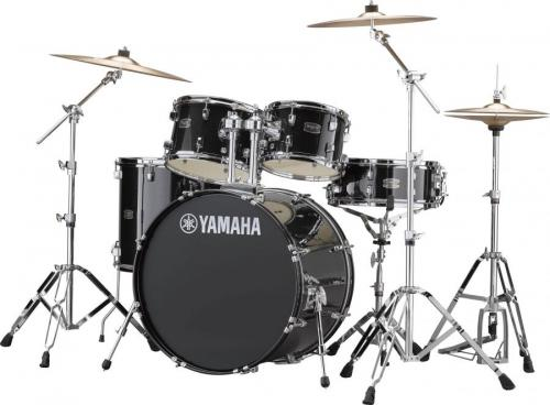 Yamaha Rydeen RDP0F5 SET Black Glitter