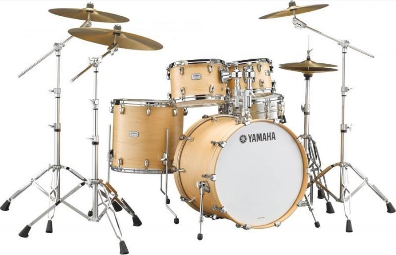 Yamaha Tour Custom TMP0F4 Butterscotch Satin