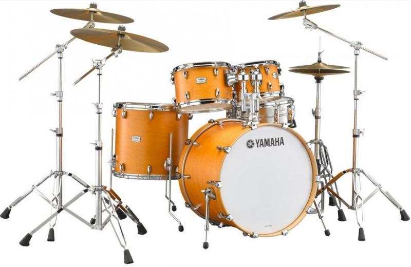 Yamaha Tour Custom TMP0F4 Caramel Satin