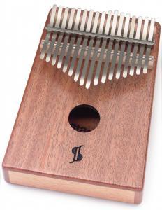 Kalimba 17 Key Pro Series, Mahogny
