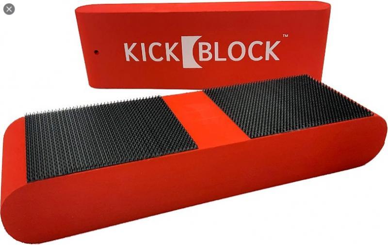 KickBlock Red - Bastrumankare