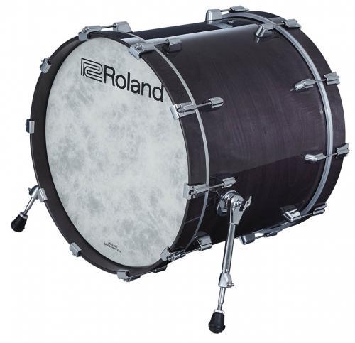 Roland Kick VAD Pad Gloss Ebony, KD-222-GE