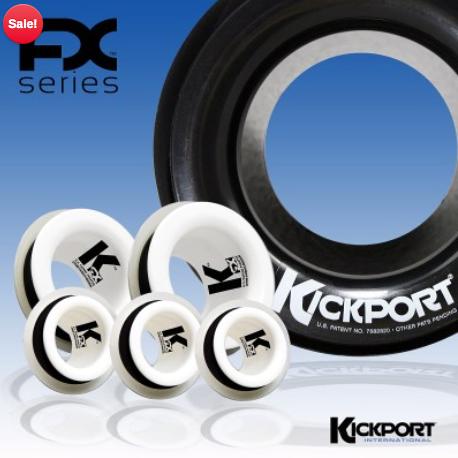 Kickport Megapack - Saknar en FX-1RT