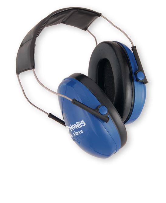 Hörselskydd för barn, Vic Firth
