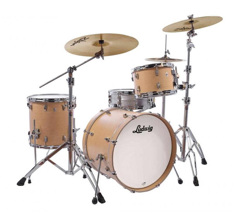 Ludwig NeuSonic 20″ Outfit – Sugar Maple